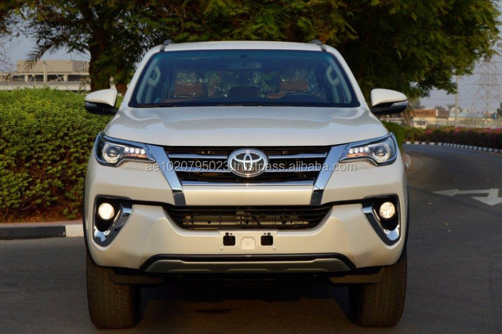 2017 MODEL NEW TOYOTA FORTUNER VX-R+ V6 4.0L AUTOMATIC