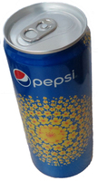 FMCG Vietnam carbonated cola soft drink can 330ml