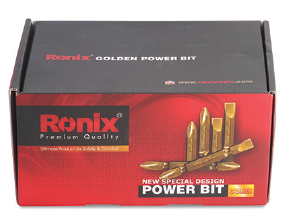 Ronix New Design Magnetic Head German Golden Power Drill Bits RH-5401 5408