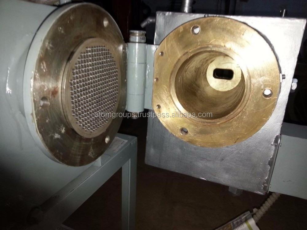 Atom Brand Detergent Soap Plodder Machinery No. L - 3A