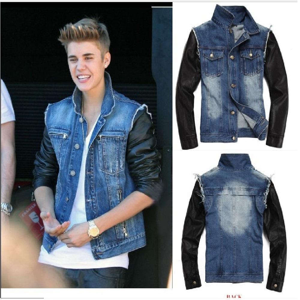 Denim Jacket Justin Bieber Wardrobe