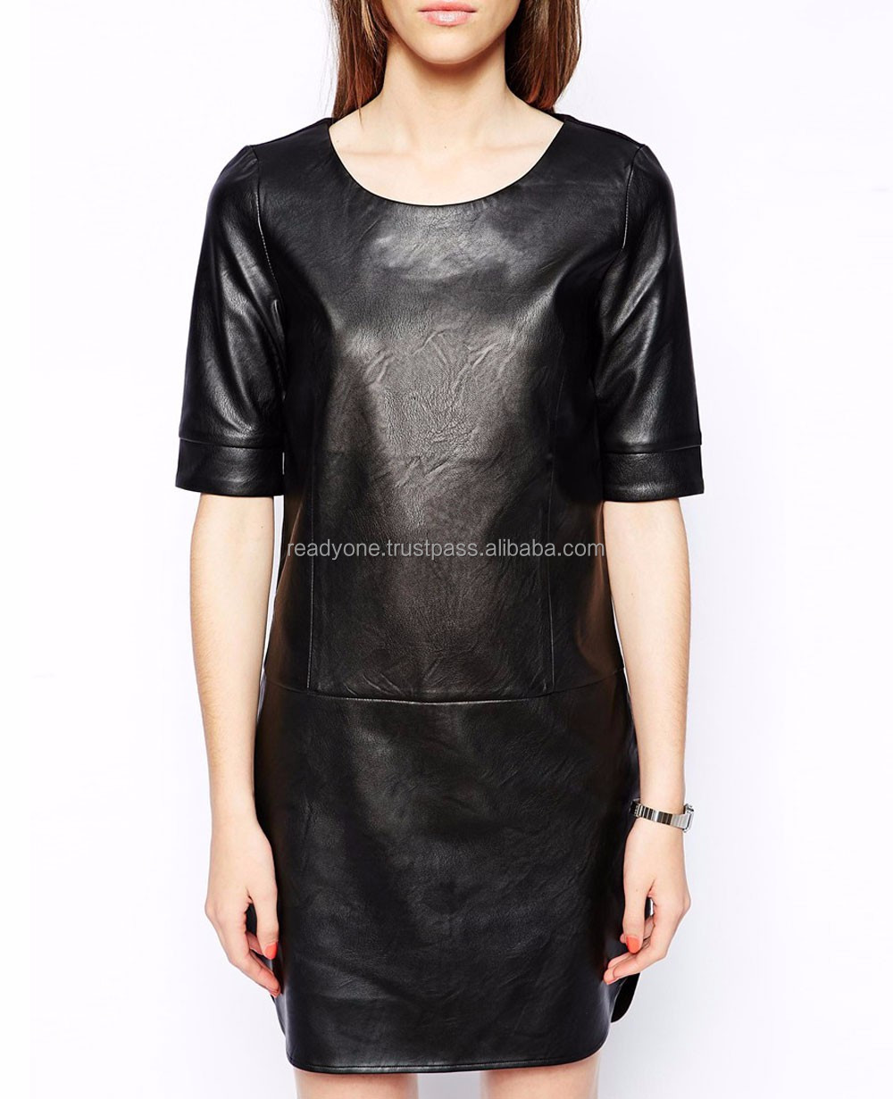 plus size jersey long sleeve pro dress tight leather dress