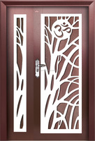 Best Price Security Door Made From Malaysia