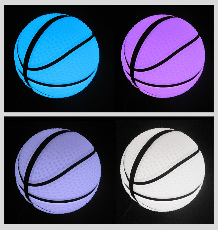 LED mood light LED stone decorative light with color changing