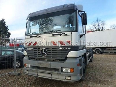 USED TRUCKS - ACTROS 2640 6X4 ROLL OFF TIPPER (LHD 9027)