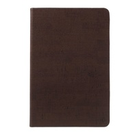 Smart Leather Stand Shell for iPad Mini 4, New Coffee Smart leather cover for ipad mini 4