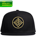 Brim American Premium Hot Professional Panel Snap Back Screen Printed Cotton Embroidered Baseball Quality Cap Hat Custom OEM #7