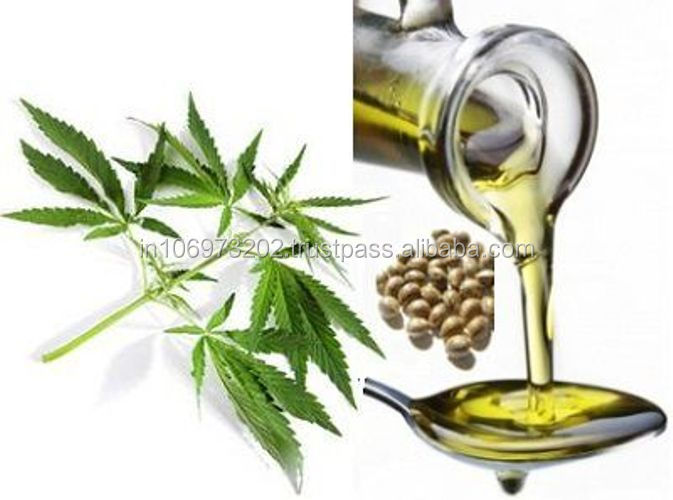 100%Pure Natural HEMP SEED Essential OIL