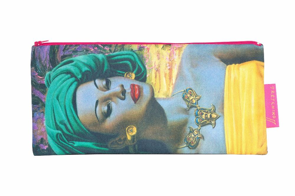 Tretchikoff Balinese Girl Utility Purse