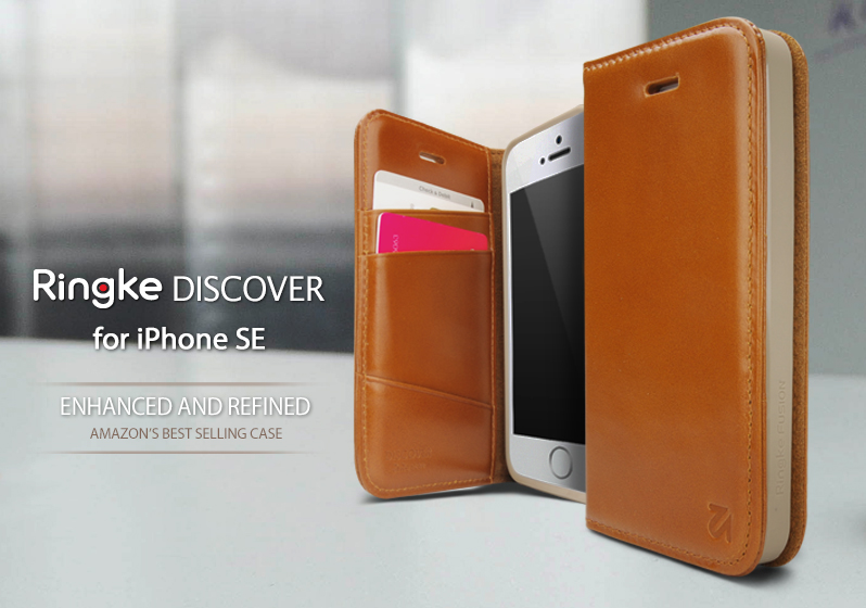 [Rearth] Ringke Discover - Smart Phone Case For iPhone SE