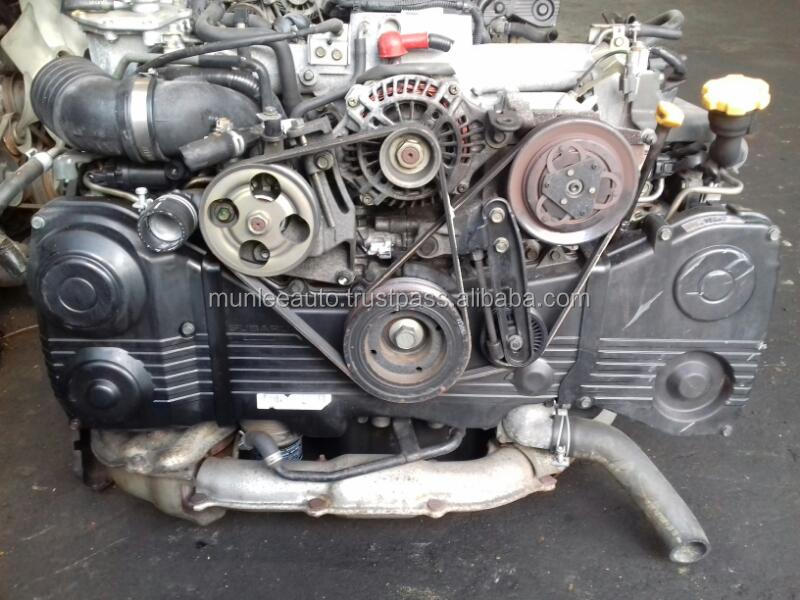 JDM USED MOTOR ENGINE EJ20 ACVS FOR CAR SUBARU