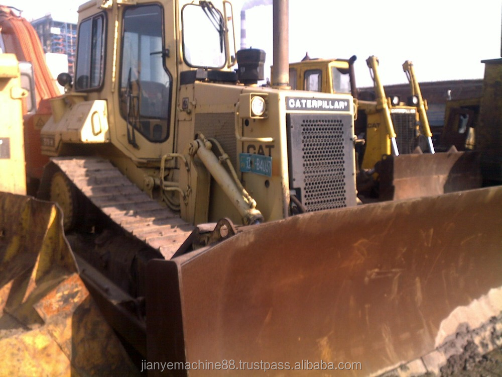 Used CAT D5H bulldozer