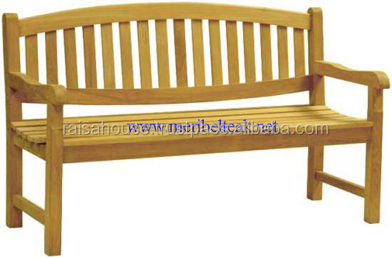 Indonesia Furniture-Boston Arm - Garden Furniture Teak Outdoor Furniture