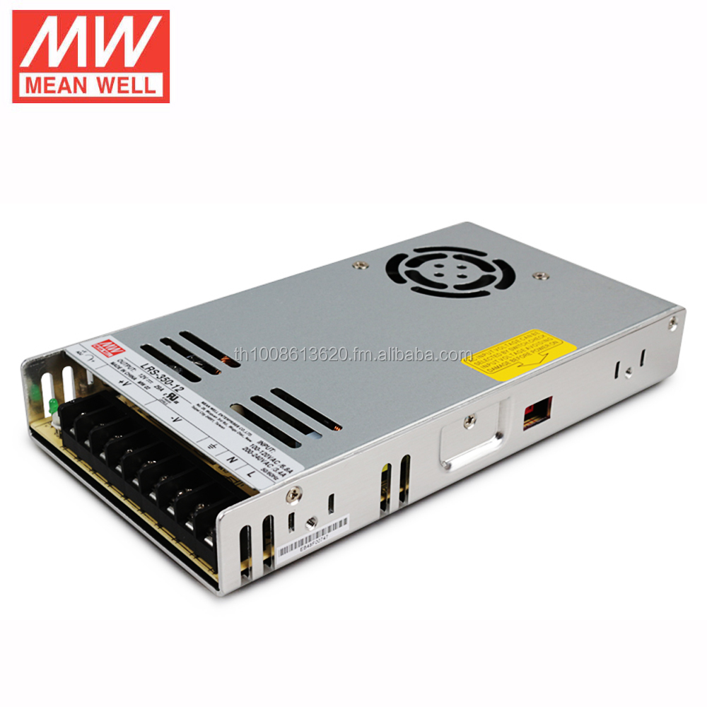 Switching Power Supply 12VDC 29A 350W