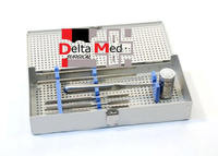 Osteotome SET OF 4 PCS. Orthopedic Surgical Instrument / Orthopedic Surgical Instruments by Delta Med surgical