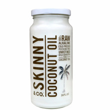ORGANIC VIRGIN COCONUT OIL (perfectly cosmetic) 230ml glass jar, absorb easily to skin