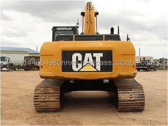 caterpillar 330D CAT 325D 320C hitachi excavator used parts in shanghai china