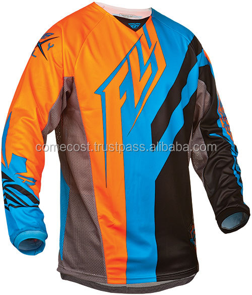 Youth racer motocross jersey