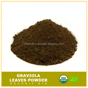 graviola ORGANIC BIO (leaves powder)
