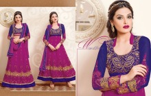 Anarkali Embroidery Dress