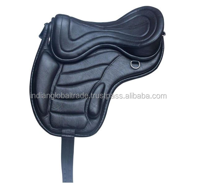 Synthetic Treeless Horse Saddle| Horse Racing Saddle