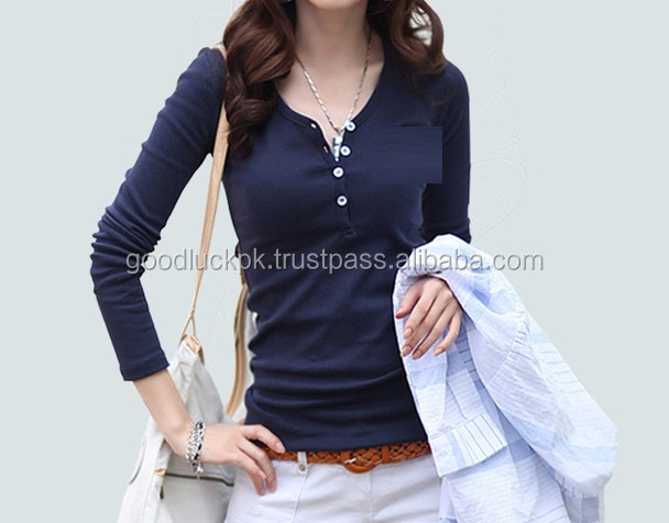 wholesale ladies fashion t shirts - High Quality Custom Design Polo men Clothes / Wholesale Cheap Women Polo