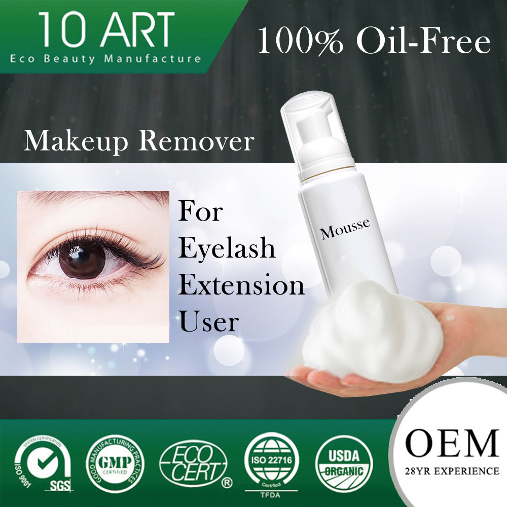 Oil Free Makeup Remover Lash Extensions Makeup Tutorial Trick Download
