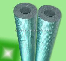 Neolon Pipe insulation XPE foam for construction thickness 10mm with Al foil