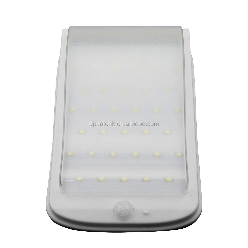 Outdoor 38 LED Bright Solar Powered Wireless Waterproof Security Motion Sensor Led Wall Light