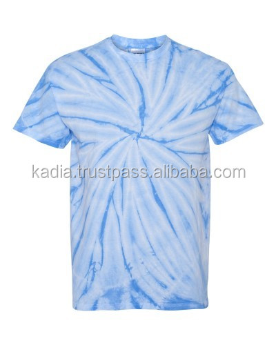 Cyclone Tie-Dye Short Sleeve T-Shirt