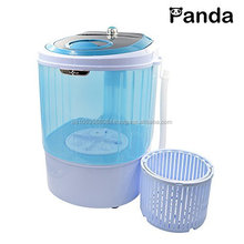 Panda Small Mini Portable Counter Top Compact Washer Washing Machine with Spin Basket 5.5lbs Capacity 110V