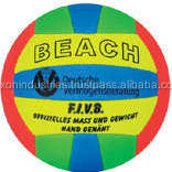 Match volleyball beachball