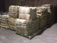 Used gunny bags for rice storage Thailand