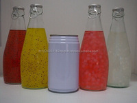 Juice Basil seed , Juice Nata Coco, CoConut Juice and Aloe soft Vera drink