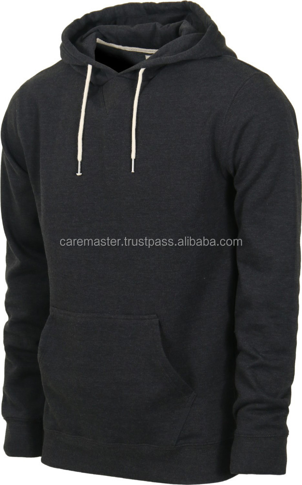 Custom Men Fashion Cotton Pullover Sport Hoodie /New Men Custom Casual Blank Plain Sports Wear .