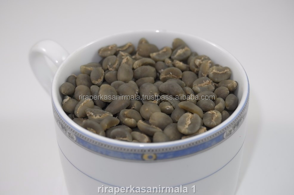 High Quality, Cheap Price - Arabica Grade 1 Green Coffee Beans - Indonesia Sumatra Lintong