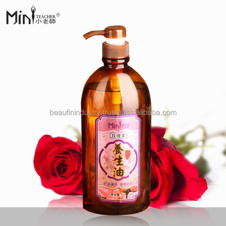 Top Selling OEM Supply Health Shea Butter Body Massage Oil For Salon Use
