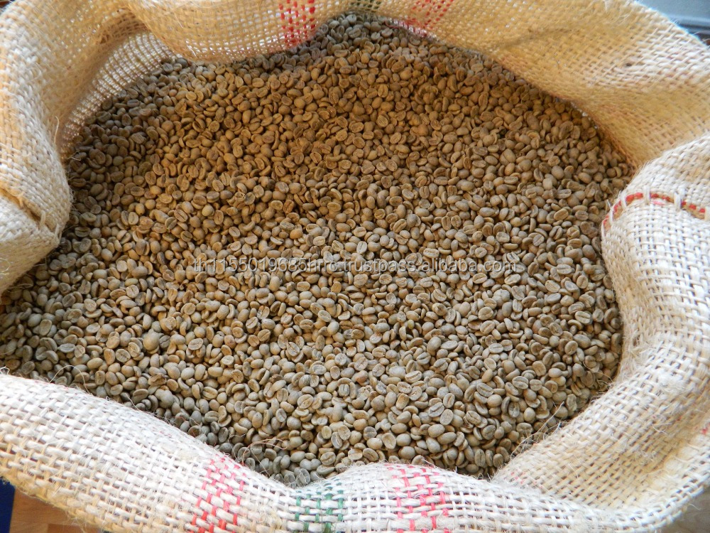 Arabica Coffee beans 100% Mature