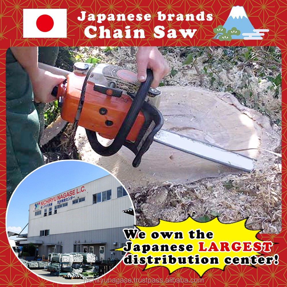 Japanese brand japanese chainsaw at reasonable prices , OEM available
