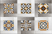 Modern Design Digital Bathroom Wall Tiles