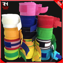 Custom Boxing Boxing Hand Wraps, Colorful Fighting Hand Wraps
