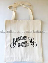 tote bags personalised organic cotton canvas tote bag