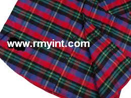 Pakistani RMY 412 top quality flannel shirts for men
