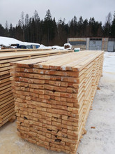 Sawn timber/construction timber from pine spruce and birch (Russia)