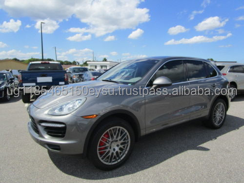 Used LHD Porsche Cayenne Turbo 2013