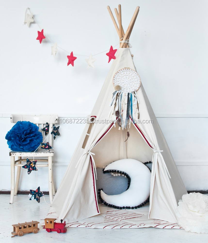 Tipi Indian Tent Kids