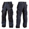 Heavy Duty Cordura Work Trouser With