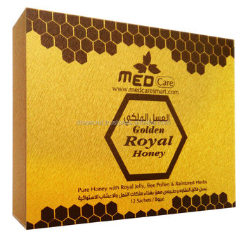 Golden Royal Honey