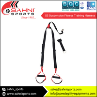 SS Suspension Fitness Training Harness