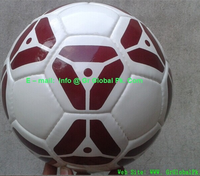 popular league (pvc tpu neoprene)promotion/official football/volleyball soccer ball